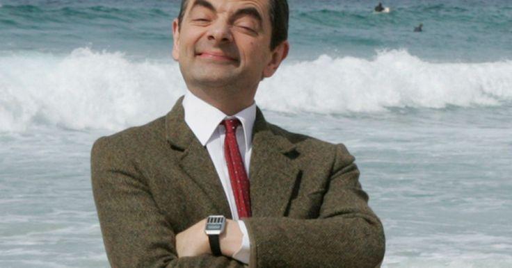 Rowan Atkinson as Mr Bean